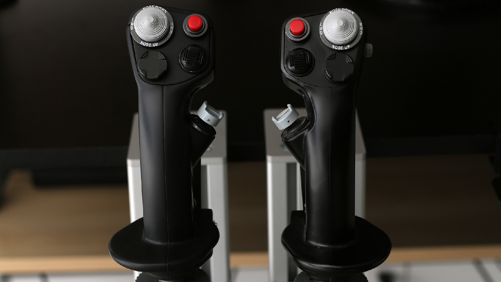 Aluminium Joystick/HOTAS table mounts - Monster Tech - Page 8 - ED