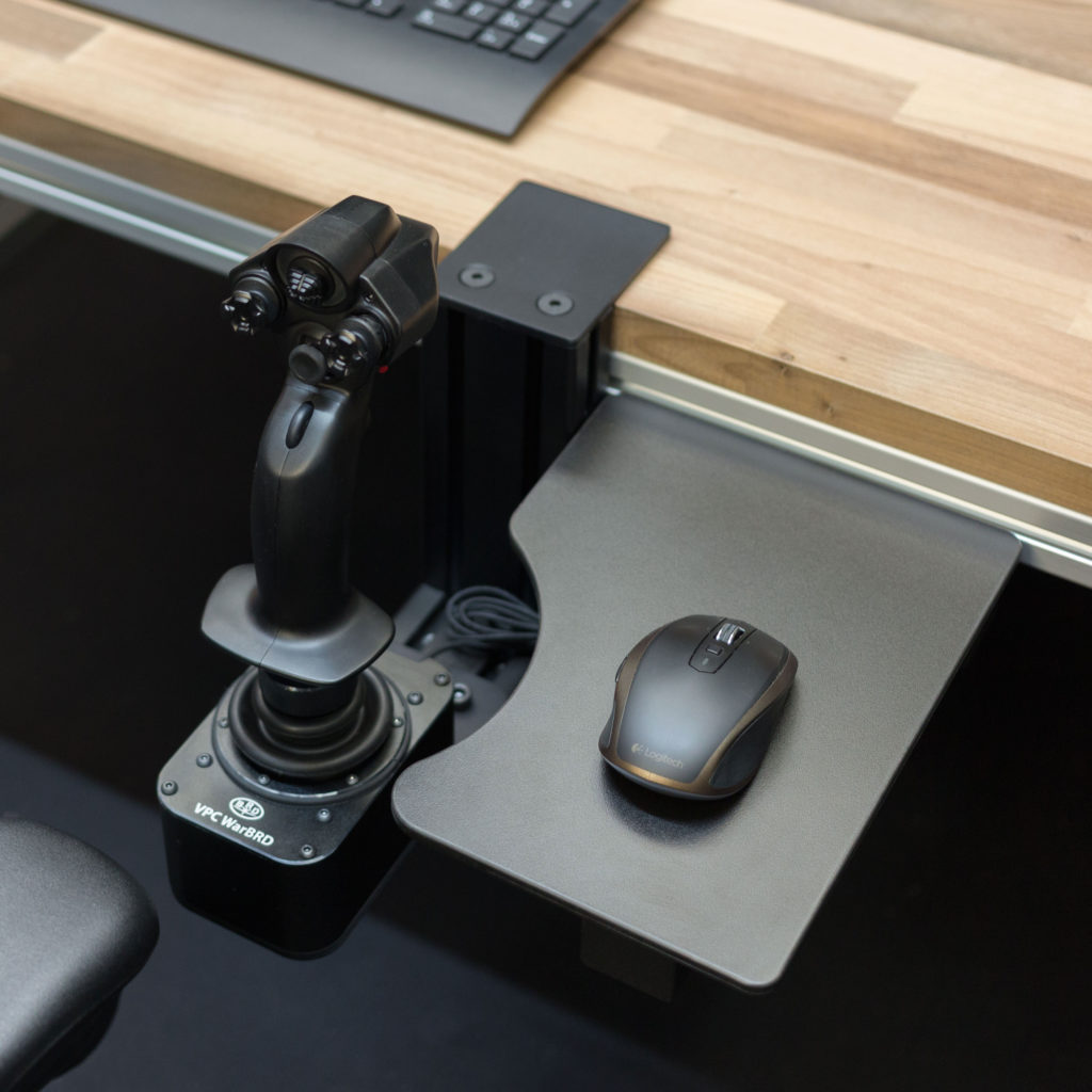 Mouse Extension For Table Mount Monstertech