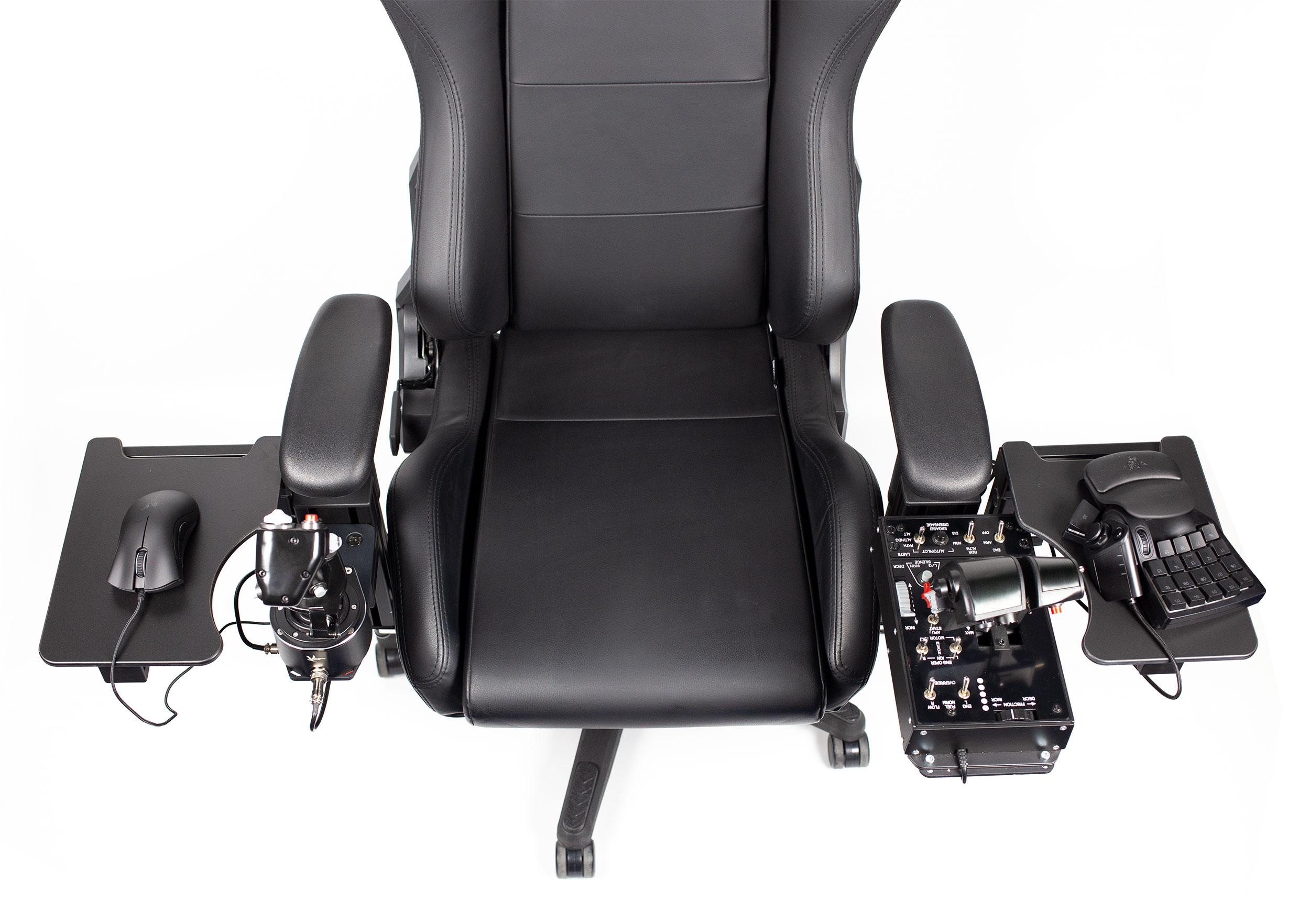 Maus Erweiterung F 252 R Sitzhalterung Monstertech