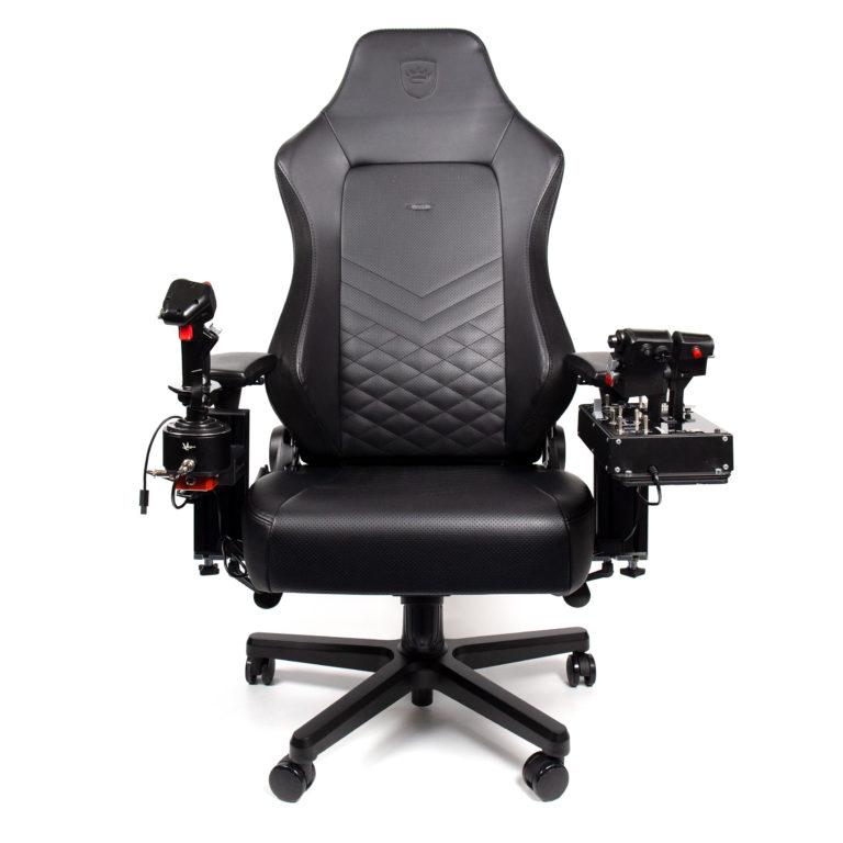 MONSTERTECH HOTAS Chair Mount Set