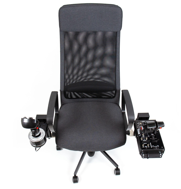 Ergonomischer Bürostuhl ähnlich IKEA Markus