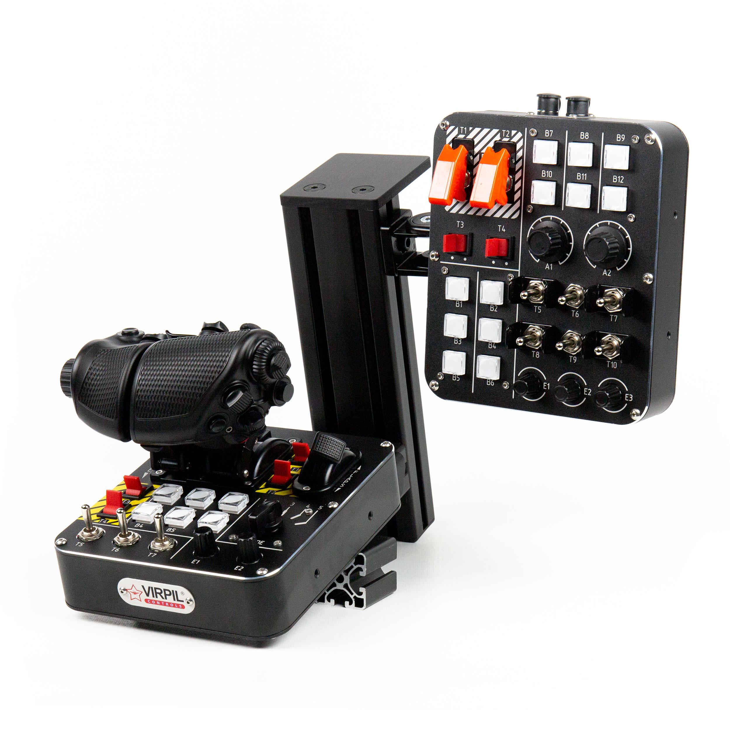 VPC Control Panel Halter – MONSTERTECH